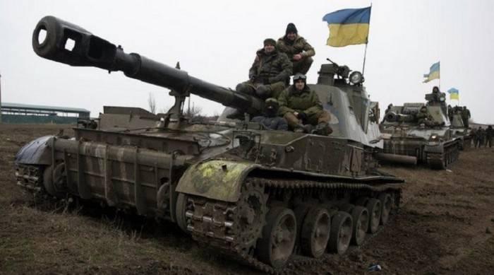 Власти ДНР заявили о подготовке Киева к боевым действиям