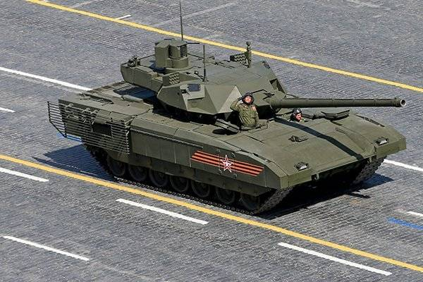 How will the main battle tanks change in the near future?