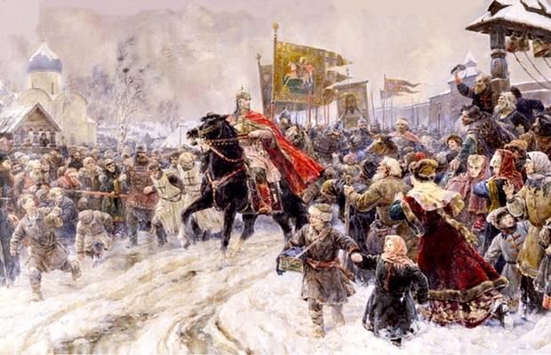 アレクサンドル・ネフスキー - ロシア史の重要人物
