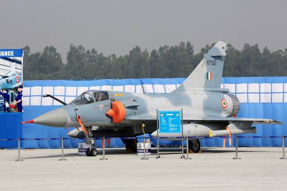 Indian Mirage 2000 modernization program is under threat