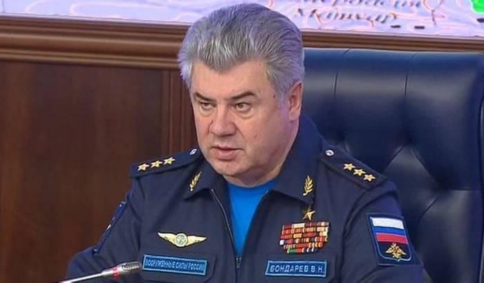 Bondarev: la Russia preparerà un'arma ancora più potente quando gli Stati Uniti si ritireranno dal Trattato INF