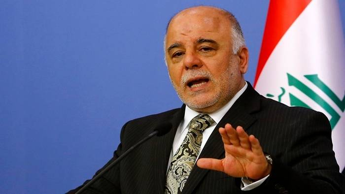 Prime Minister of Iraq declared a complete victory over the IG *
