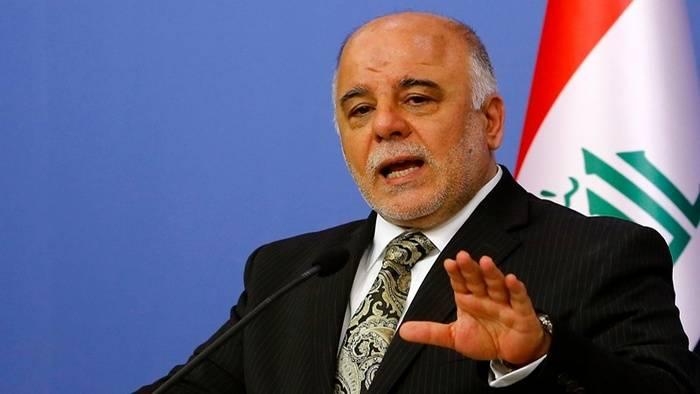 El primer ministro de Irak declaró una victoria completa sobre el IG *