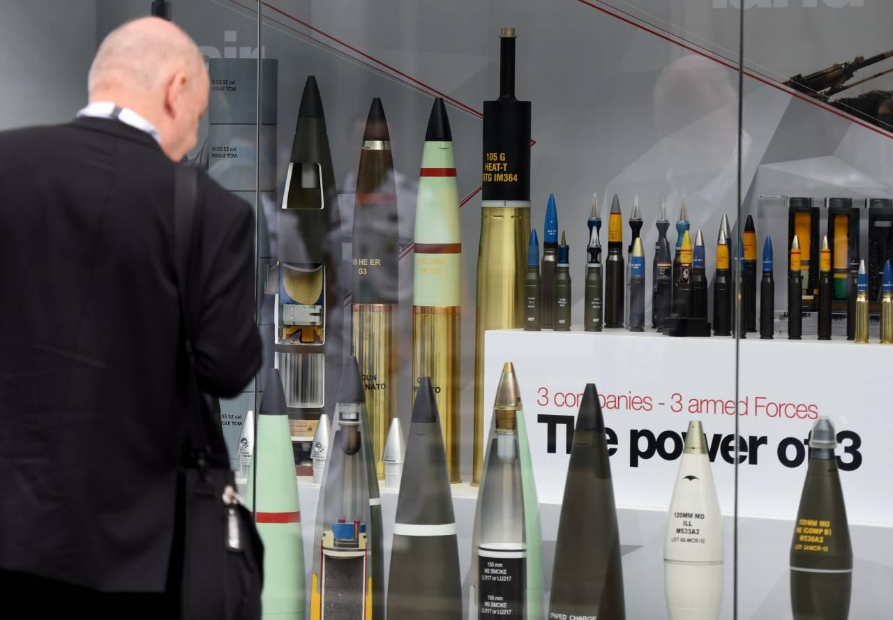 Объем продаж вооружений вмире вырос впервый раз за5 лет— специалисты СИПРИ