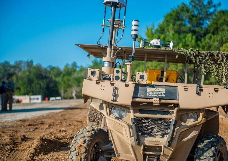 Veículos controlados remotamente não cedem a Abrams (Defense Blog)