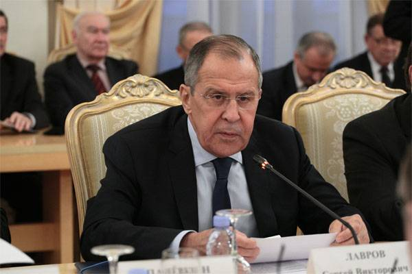 Lavrov: The situation on the Korean Peninsula has been brought to a degree of extreme tension