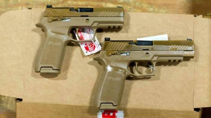 미 육군을위한 새로운 총은 민간 시장을 강타 할 것입니다