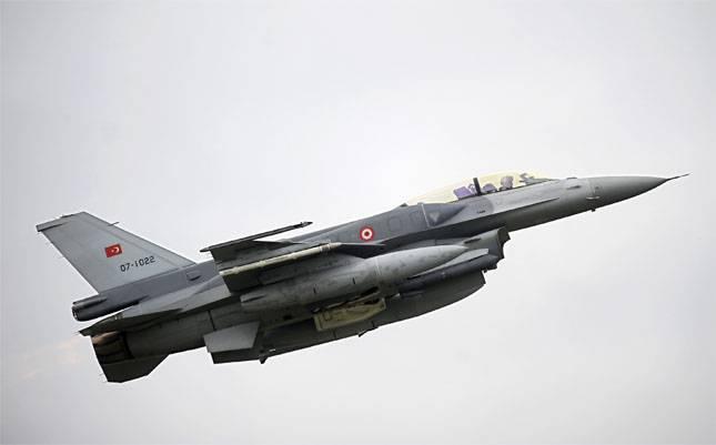 L'armée de l'air turque a frappé le nord de l'Irak