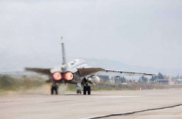 Quanti aerei ed elicotteri delle forze aerospaziali russe lasceranno la Siria nel prossimo futuro