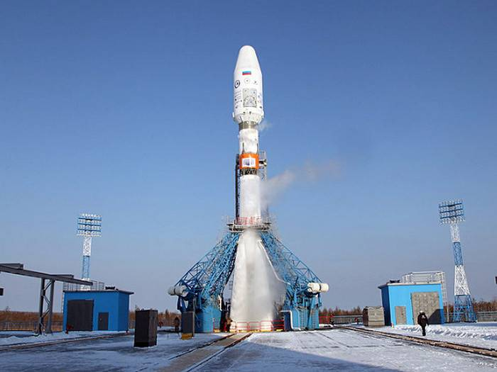 Roscosmos confirmed the launch launch from East to the beginning of 2018 of the year