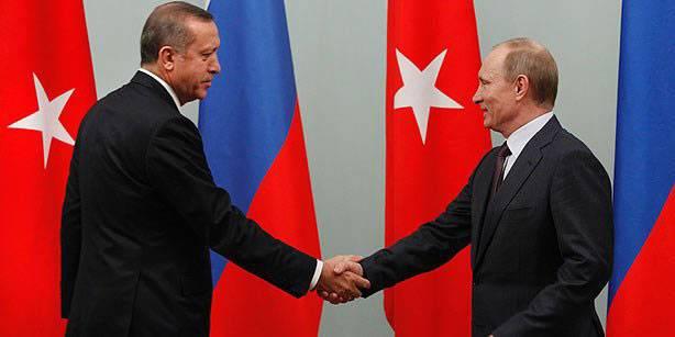 Achse Moskau - Ankara?