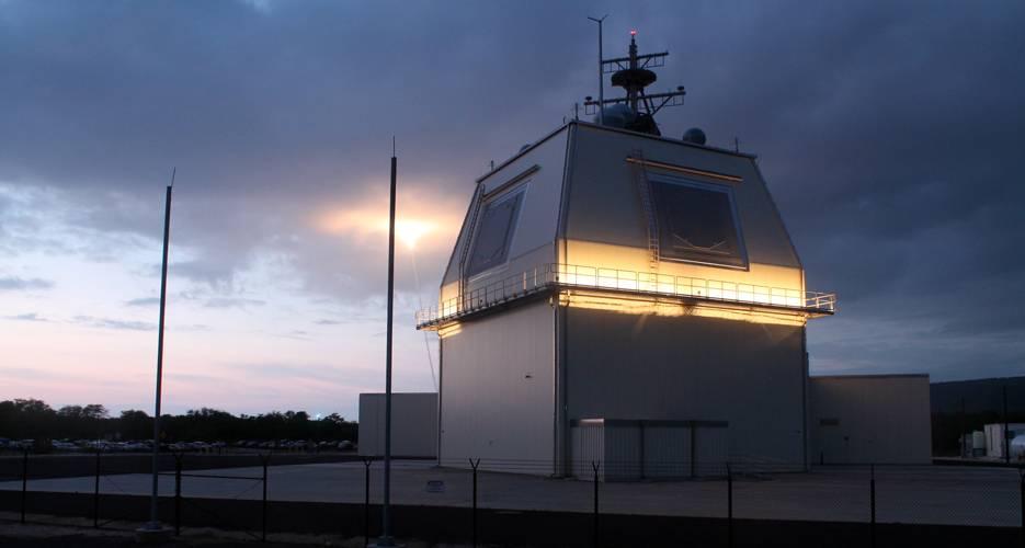 """Результат пошуку зображень за запитом """"комплекса противоракетной обороны Aegis Ashore"""""""