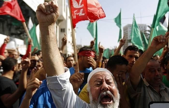 Hamas anuncia su tercera Intifada