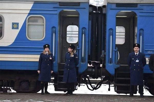 Kiev: intendiamo abbandonare la comunicazione ferroviaria con la Russia