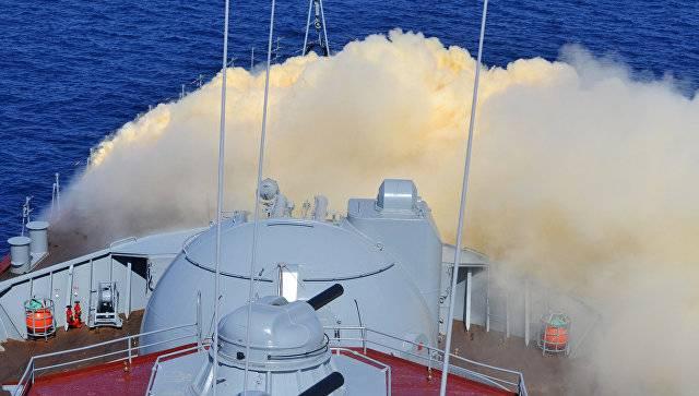 軍隊の撤退後のシリア沖の海軍グループの運命