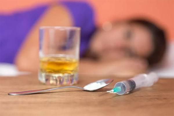 В Минздраве сделали попытку назвать число употребляющих наркотики россиян