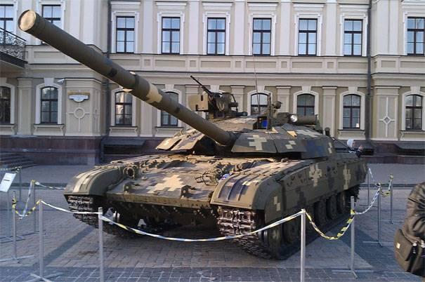 Commandant des forces terrestres de l'AFU: les chars Bulat T-64BM se sont révélés inefficaces