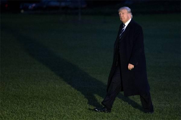 Trump disse que a natureza impede que a economia americana cresça mais ativamente