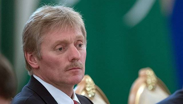 Peskov told about the goals of the information war against Russia