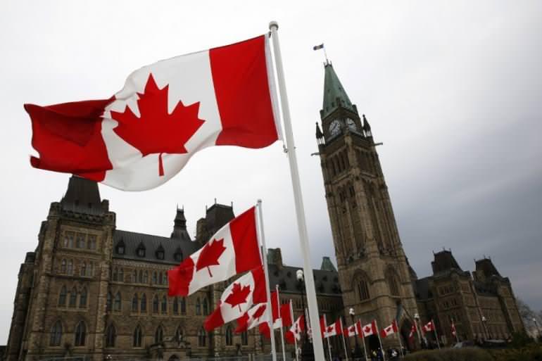 Canadá aprovou embarques de armas para a Ucrânia
