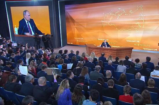 Wladimir Putin: Rodtschenkows Ernennung war ein Fehler