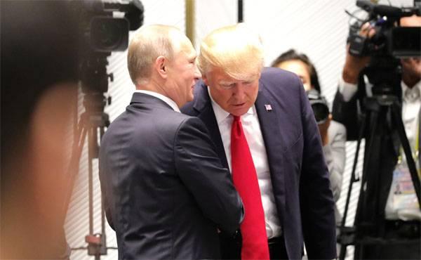 """Путин: Наше """"вмешательство"""" в американские выборы - бред"""