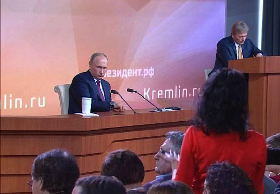 Путин - американской журналистке о США: Вы вообще нормальные?