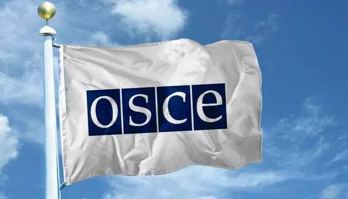 OSCE, 미국으로 하여금 언론의 자유를 막으려 고 비난했다.