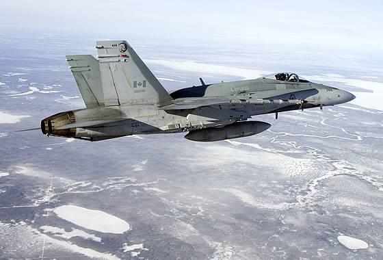 加拿大宣布了购买新战斗机的招标