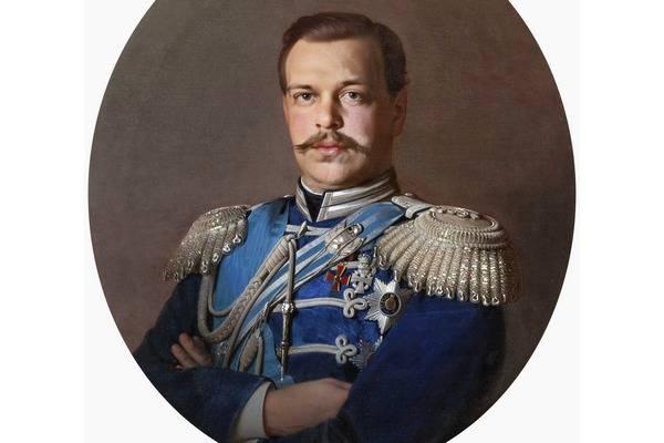 Baptême d'Alexandre III