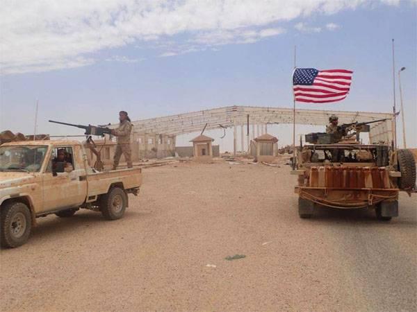 Ministério da Defesa da Federação Russa: os Estados Unidos continuam a entrar em contato com terroristas na Síria