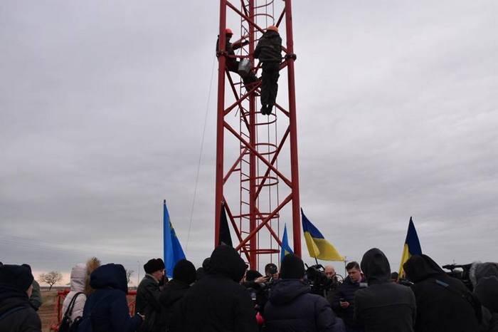 Киев планирует расширить телевещание на Крым