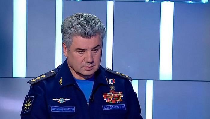 Bondarev: Russland wird nicht zulassen, dass die USA Syrien erneut destabilisieren