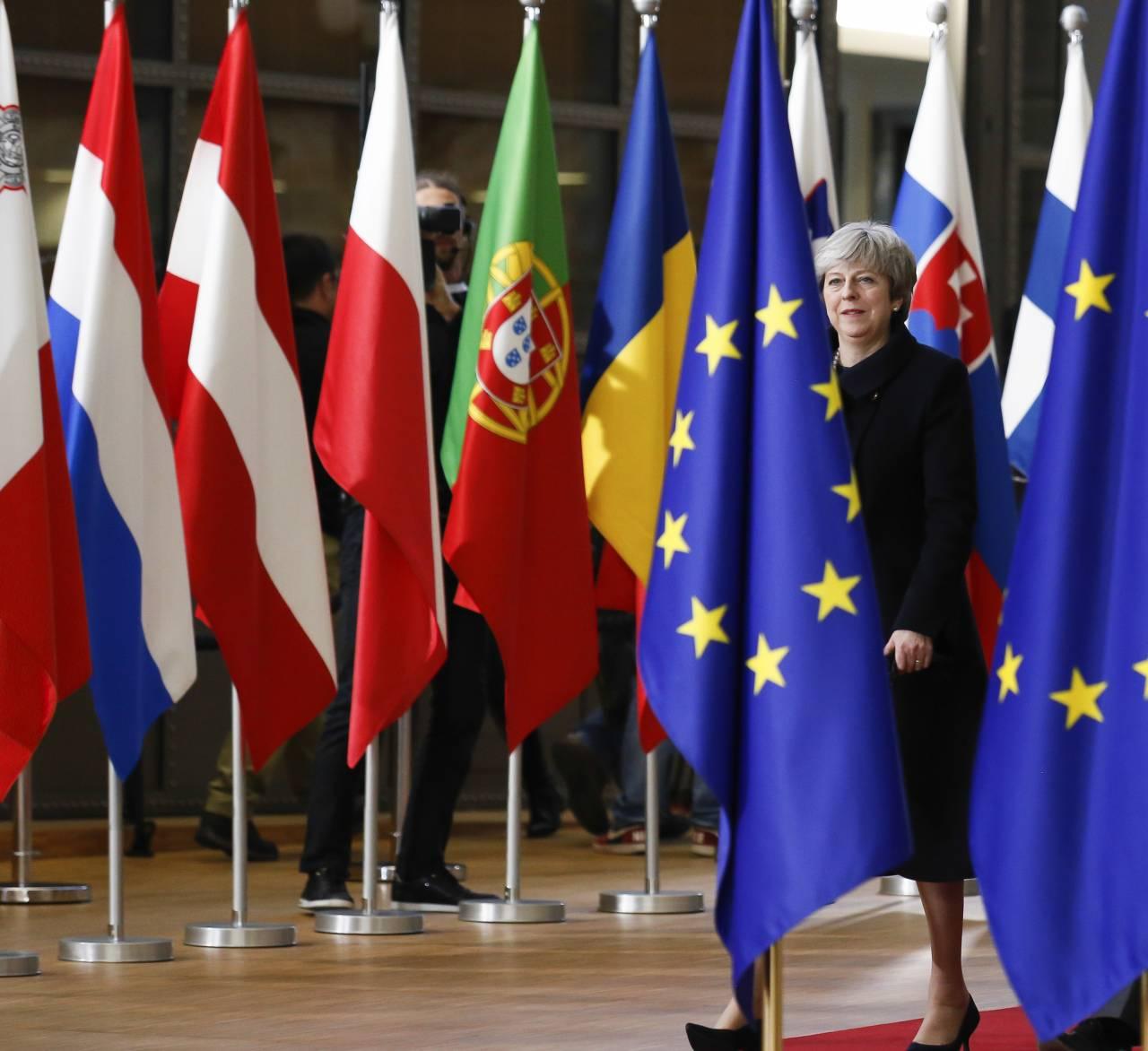 ЕКубеждена, что соглашение поBrexit будет ратифицировано кзиме следующего 2018г