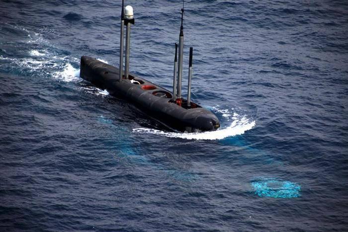 """Les forces armées lettones ont de nouveau """"trouvé"""" un sous-marin russe près des frontières"""