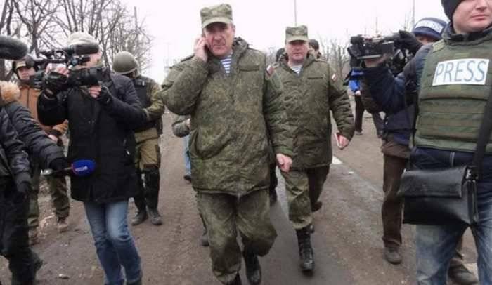 ロシア連邦のMFA:STsKKからのロシア軍はウクライナ19 12月を去る