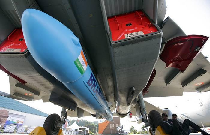 L'Inde modernise le Su-30MKI pour les missiles BrahMos