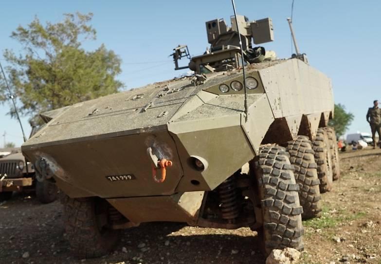 Новий український БТР-4МВ1 3-ій у ТОП-5 за версією Defence Blog, фото-5