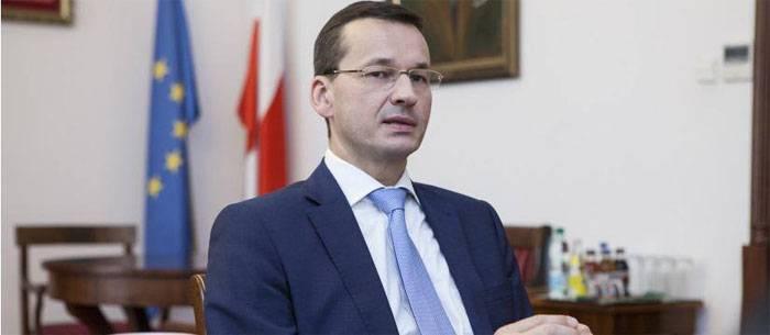 폴란드 총리 : Nord Stream-2, 우크라이나 사망