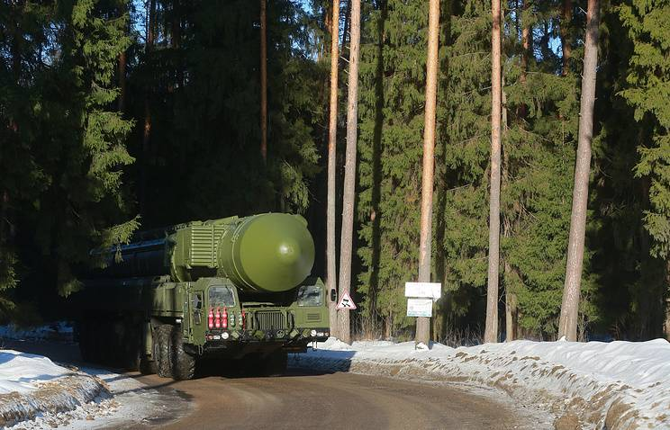 On the 2018 year, the Ministry of Defense planned 12 launches of ICBMs