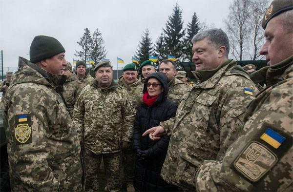 Ucranianos foram convidados a falar sobre o possível ataque das Forças Armadas da Ucrânia em LDNR