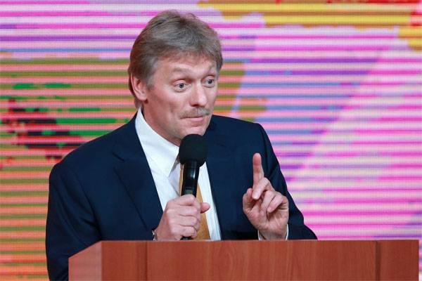 Peskov: Cooperaremos com os Estados Unidos onde for benéfico para a Rússia