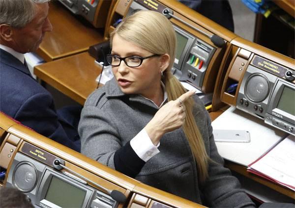 Dados recentes de avaliações políticas na Ucrânia. Poroshenko - seis e meio ...