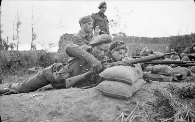 Geschichten über Waffen. Gewehre des Ersten Weltkriegs. Enfield R14 Gewehr
