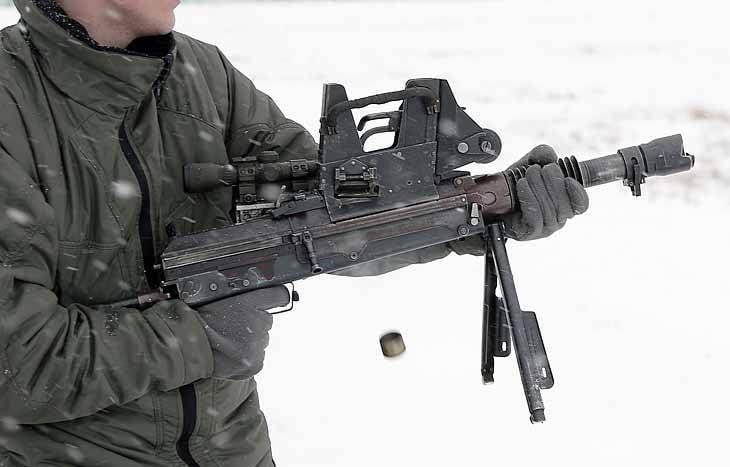 Гранатомёты. Автоматический ручной гранатомёт Барышева. Гранатомёт без отдачи