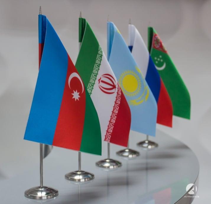 The Caspian Sea enters the diplomatic shores