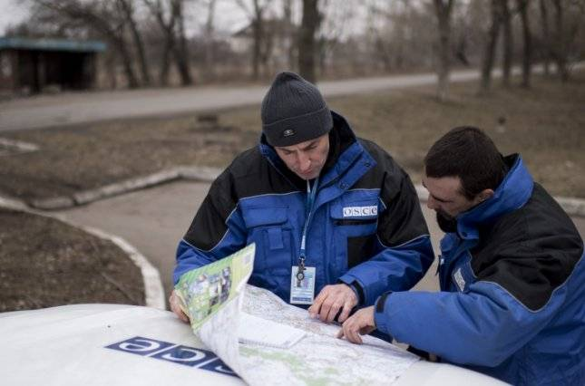 OSCE - Ukraine: All Russian JCCC officers left the territory of Donbass
