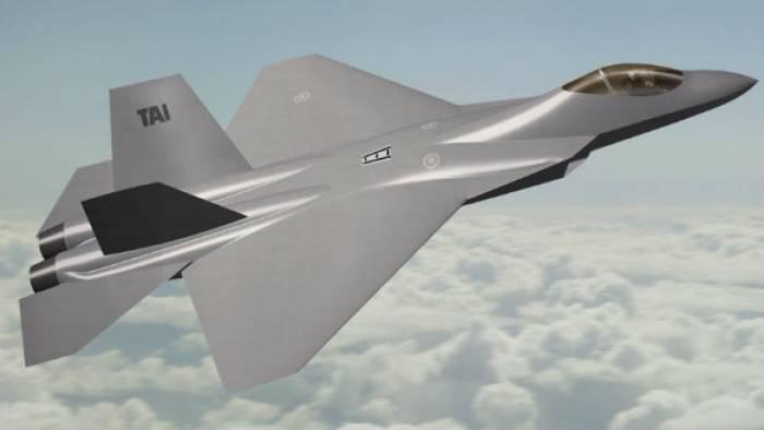 तुर्कों ने अपनी पांचवीं पीढ़ी के लड़ाकू विमानों के मापदंडों की घोषणा की