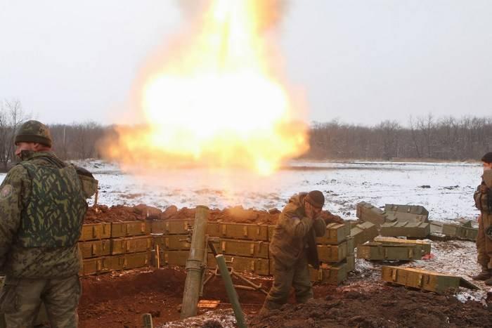 Контактная группа договорилась о новогоднем перемирии в Донбассе