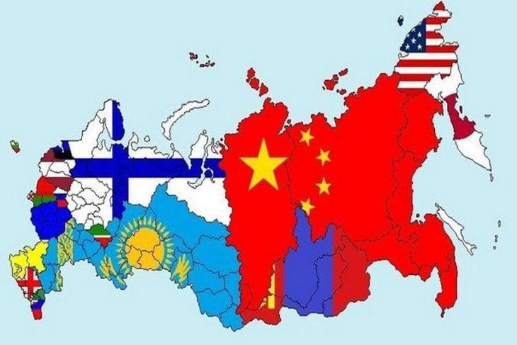 Картинки по запросу распад России Китай  - фото
